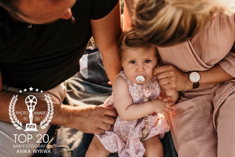 Baby fotografie award winner